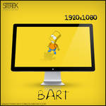 Bart Simpson- Wallpaper