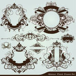 Abstract vector elements 2