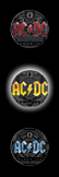 ACDC Black Ice Start Orb by MetallicaSeid