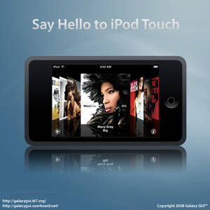 iPod Touch v2 - PNG + ICO