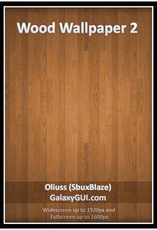 Wood Wallpaper 2