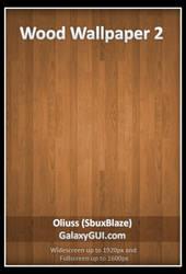 Wood Wallpaper 2 by Oliuss