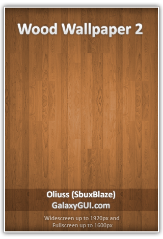 Wood Wallpaper 2 by Oliuss