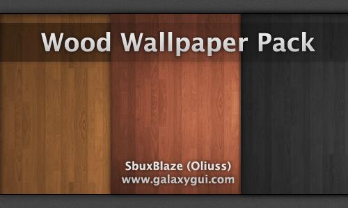 Wood Wallpaper Pack