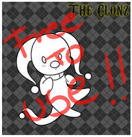[FREE TO USE]Clonz Chibi base by Clown-Grin