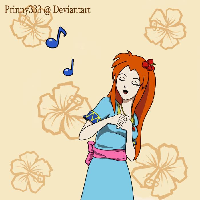 Singing Marin By Prinny333 On Deviantart