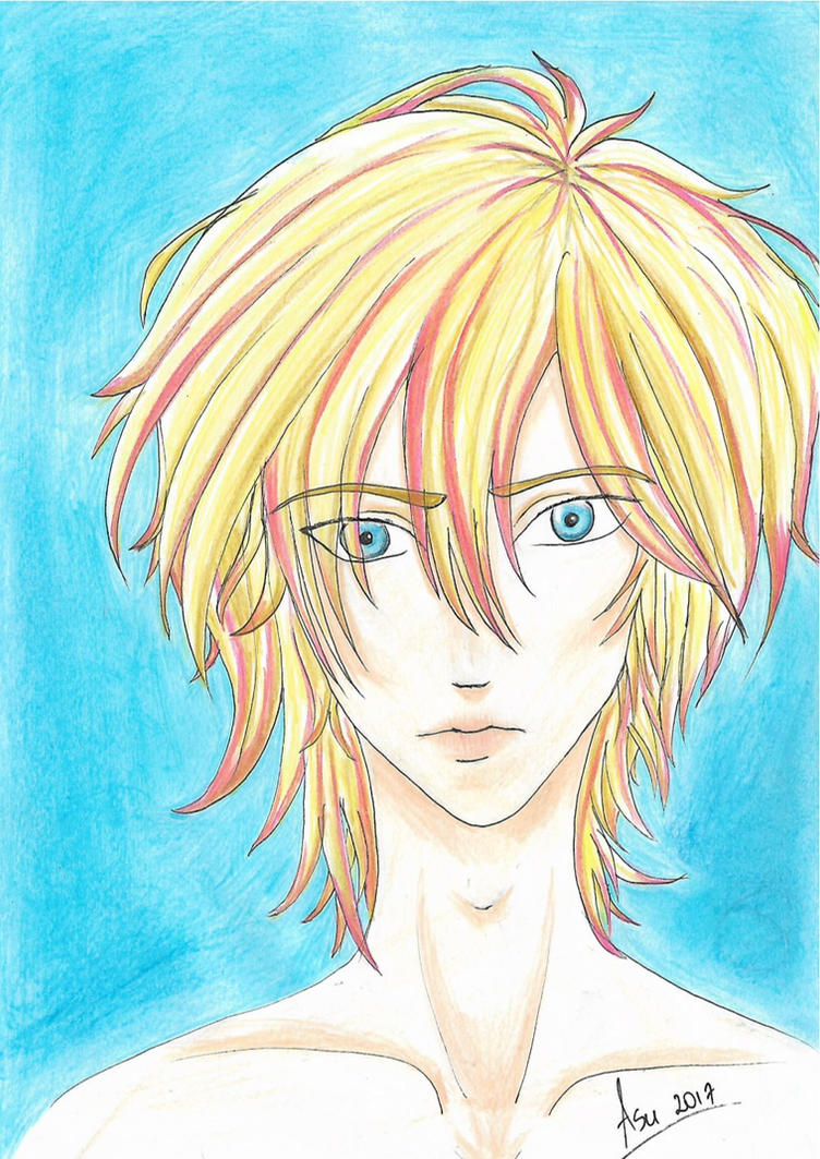 Blonde Boy by Asu-cian