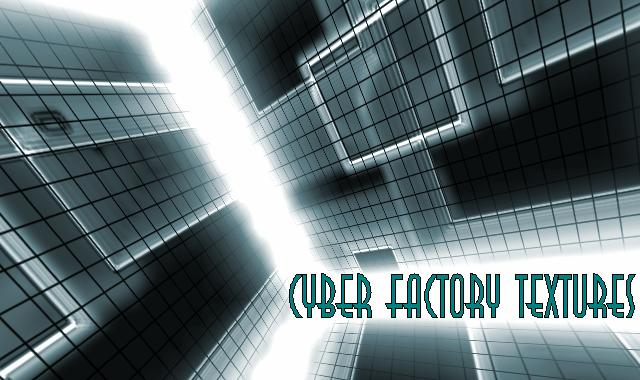 Cyber Factory Imagepack