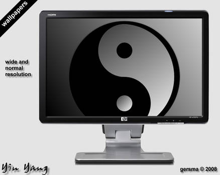 Yinyang Wallpaper