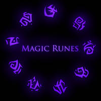 Magic Runes or Sigils by VenneccaBlind