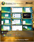 Windows Vista Ultimate Pack Remastered Final by Jose-Barbosa-MSFT