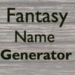 Fantasy Name Generator by LeechLights