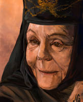 Game of Thrones: Portrait of Olenna Tyrell