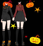 [MMD] [DL] #2 Halloween outfits DL