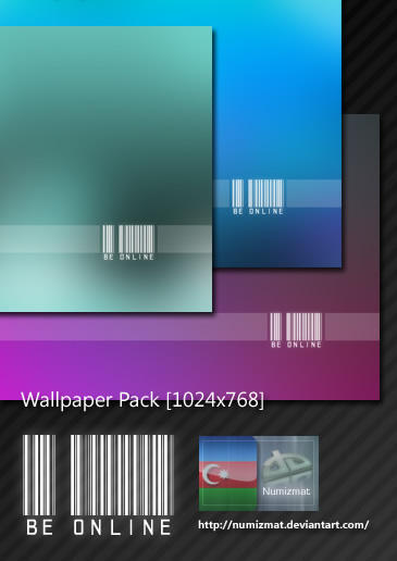 Be Online Wallpaper Pack by Numizmat