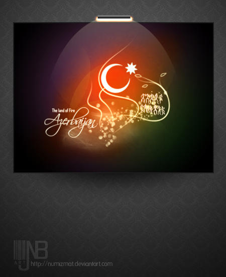 by ~ Numizmat Azerbaijan_Wallpaper_Pack_by_Numizmat