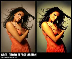 Cool photo effect action by Numizmat