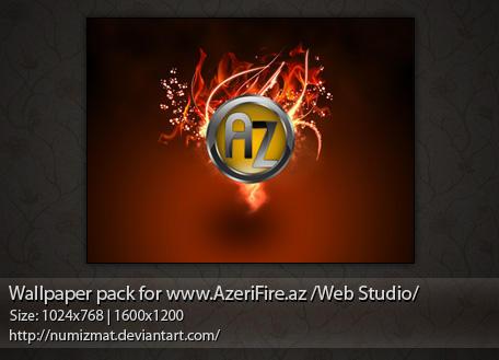 AzeriFire-wallpaper by Numizmat