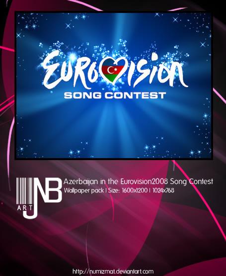 Eurovision Azerbaijan by Numizmat