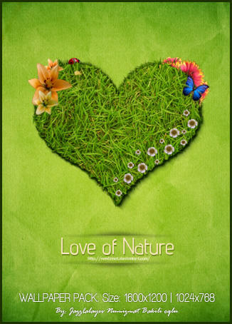 Love of Nature by Numizmat