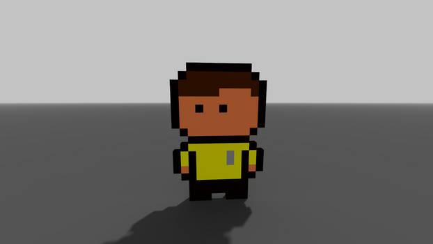 Captain Kirk | 2D