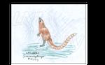 The Fluffy Sinosauropteryx
