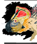 30 Day Dino Challenge: Day Six  Protoceratops
