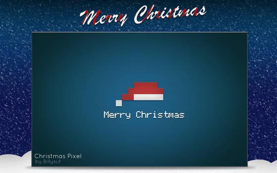 Christmas Pixel