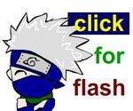 Naruto Dance Flash