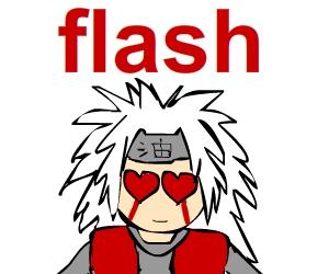 Naruto Dance Flash 3 by hellpoemer