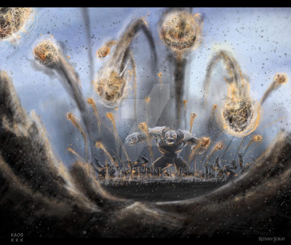 The Legion by ridvan