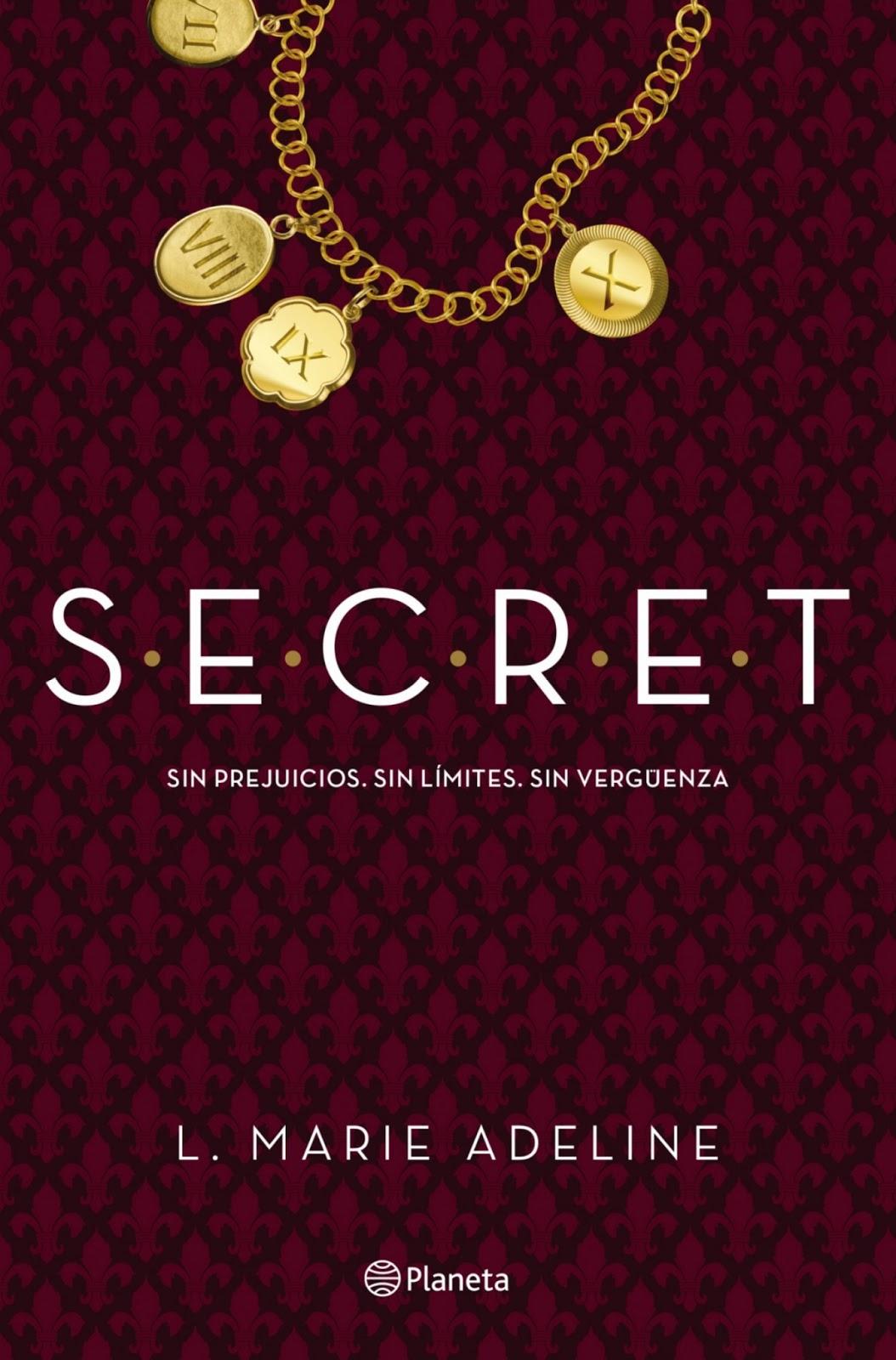+Libro PDF -S.E.CR.E.T by JustInLoveTrue