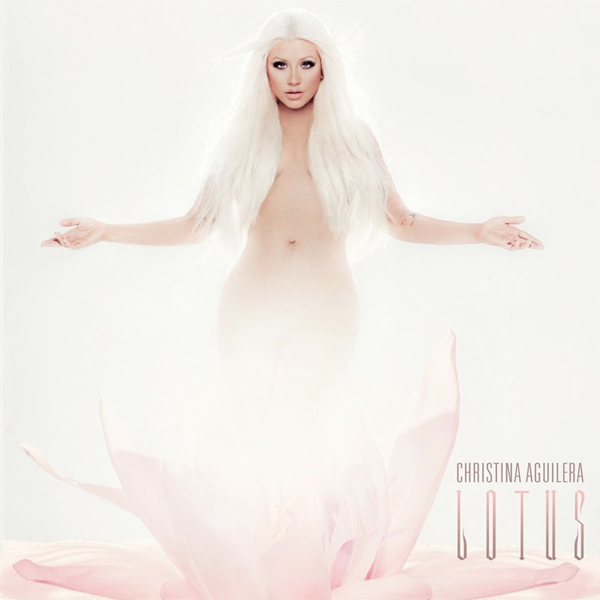 +CD Lotus (Deluxe Version)-Cristina Aguilera by JustInLoveTrue