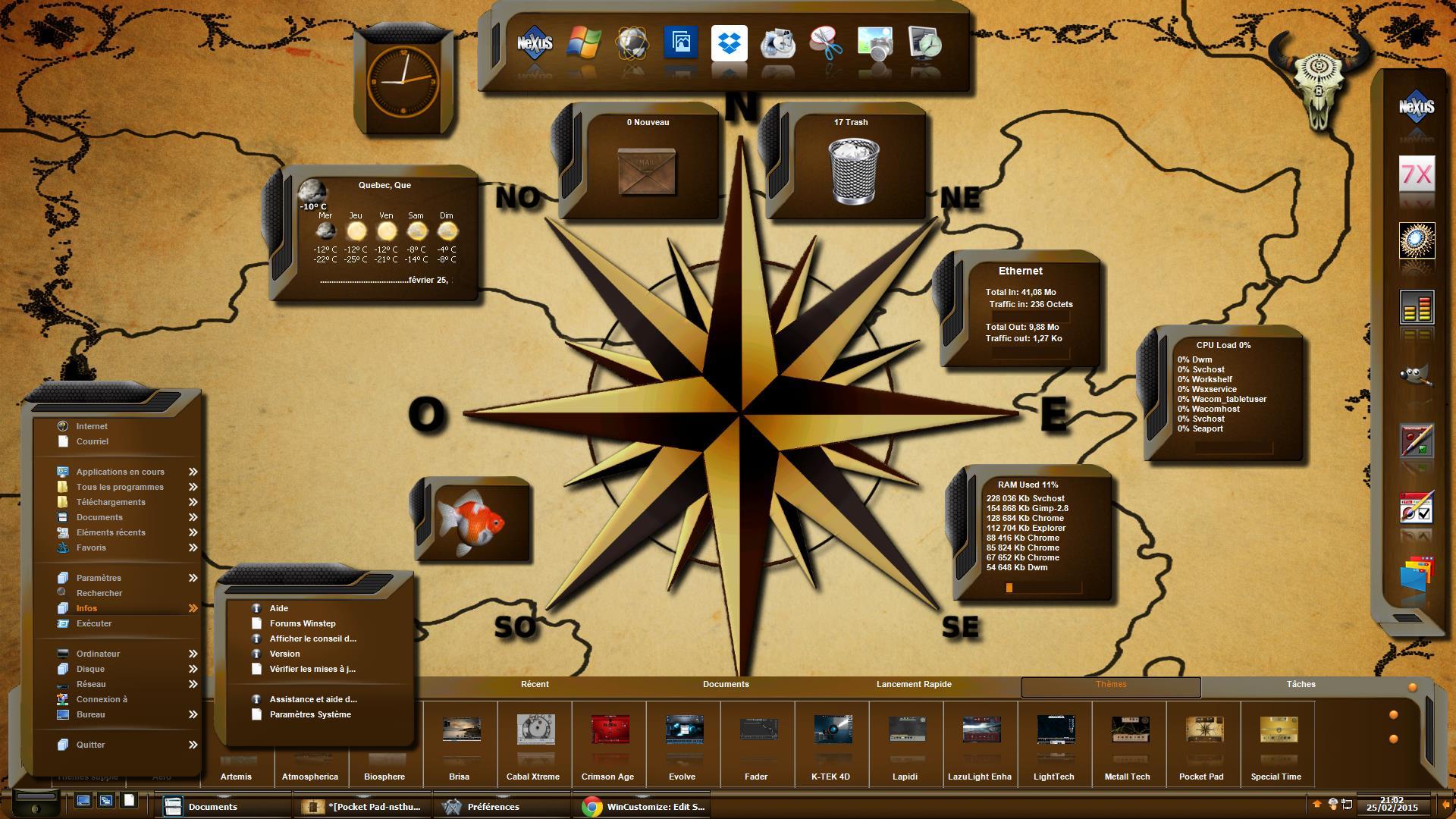 Pocket Pad Xtreme by bleumart