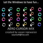 Windows 7 Remixed Cursors
