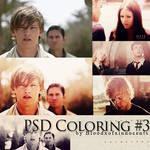 PSD Coloring 3