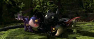 Toothless Is Way To Cute To Resist [GIF]