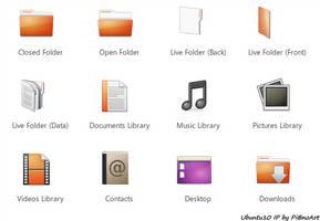 Ubuntu10 IP by PianoArt