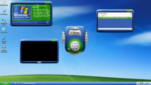 Windows XP Media Center Skin for WMP