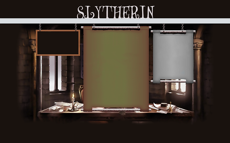 pottermore how to get slytherin