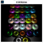 C4D Material Set 9