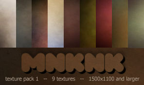 mnknk texture pack 1