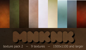 mnknk texture pack 2 by mailart-org