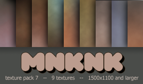 mnknk texture pack 7 by mailart-org
