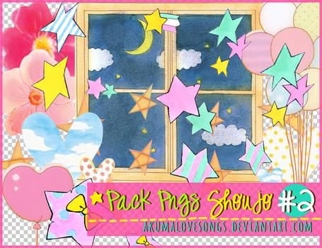 Pack 2 Pngs Shoujo