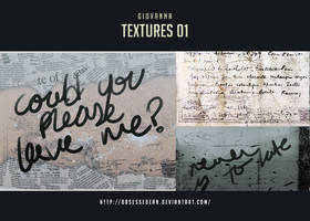 Texture Pack #1 by obsessedean