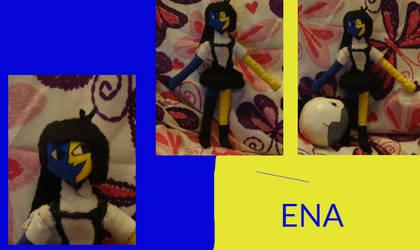 Ena  Artdoll  new look by Dustycraft