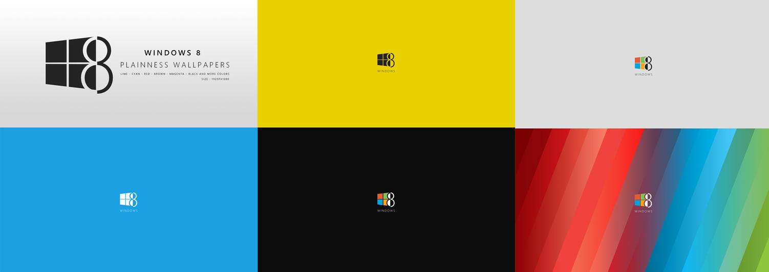 Windows 8 Wallpapers by sharkurban