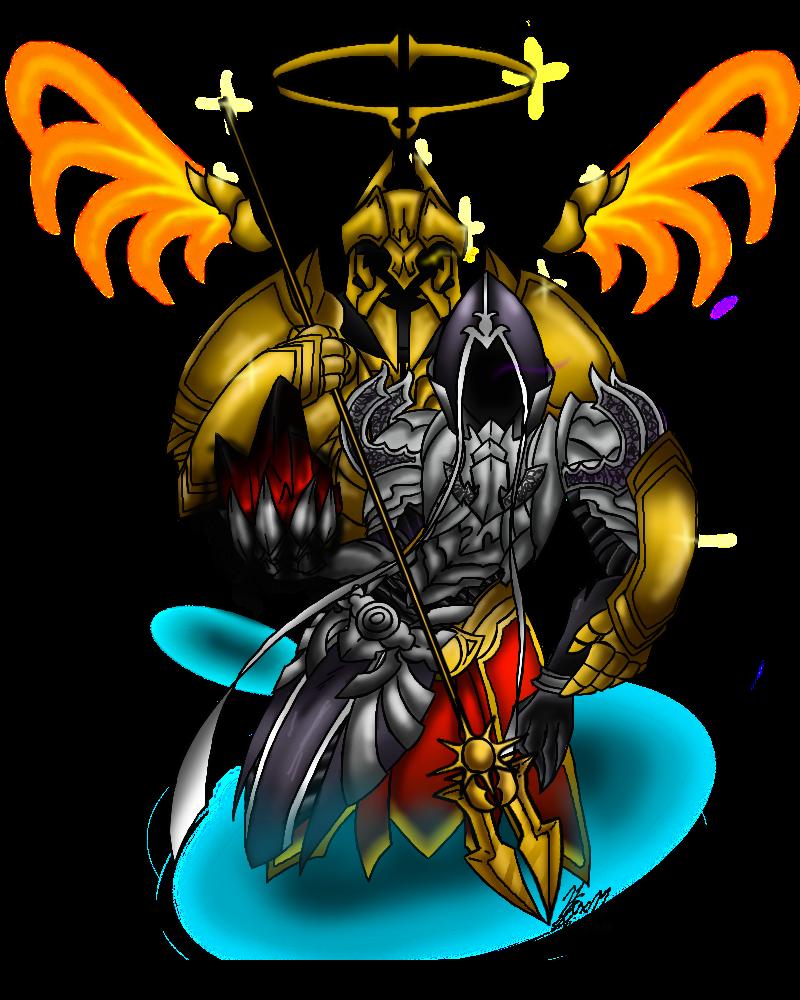 Diablo 3 by maryalice21