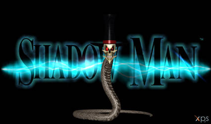 Shadowman - Jaunty Meshmod XPS